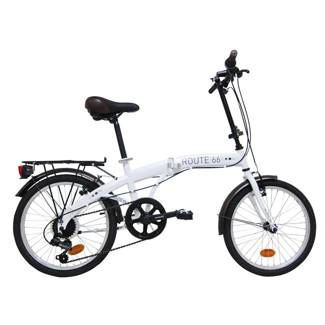 bici pieghevole denver 20 rout66. Black Bedroom Furniture Sets. Home Design Ideas