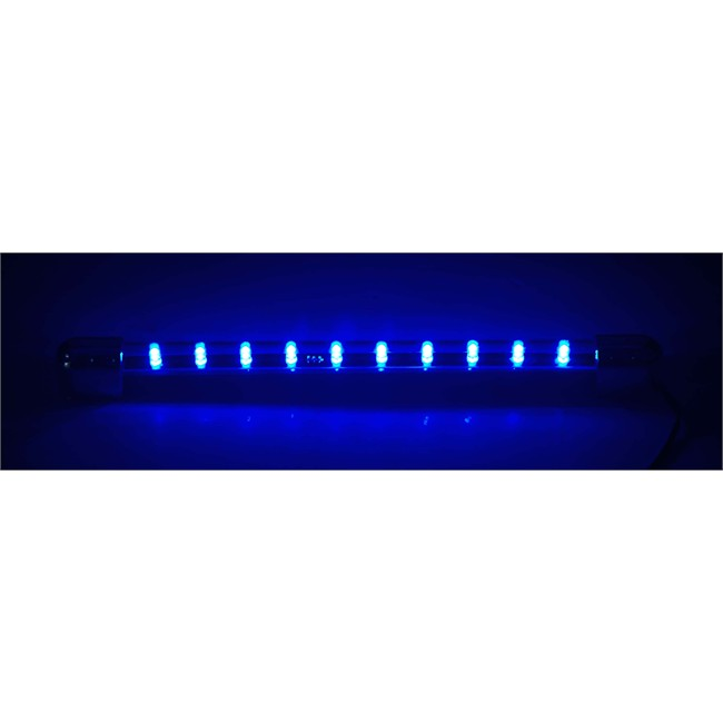 neon a led lunghezza 30 cm colore blu spia on off. Black Bedroom Furniture Sets. Home Design Ideas