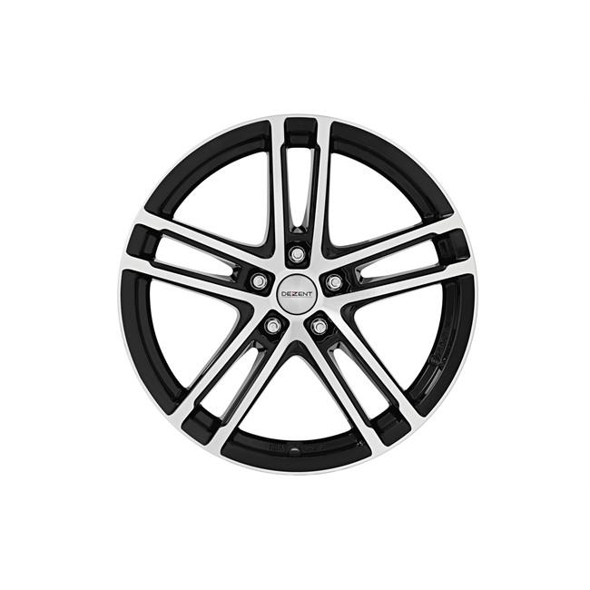 Nero Copri Clacson Nero in Lega di Alluminio per Auto