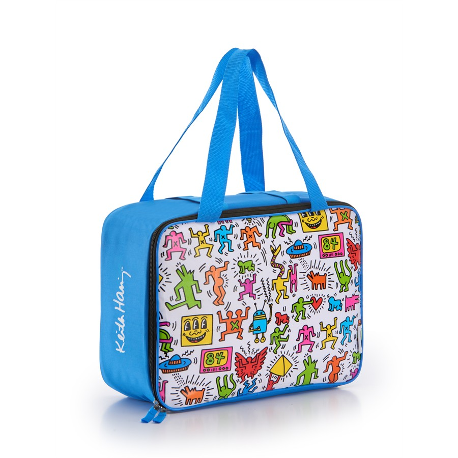 Borsa termica GIOSTYLE KEITH HARING 15L