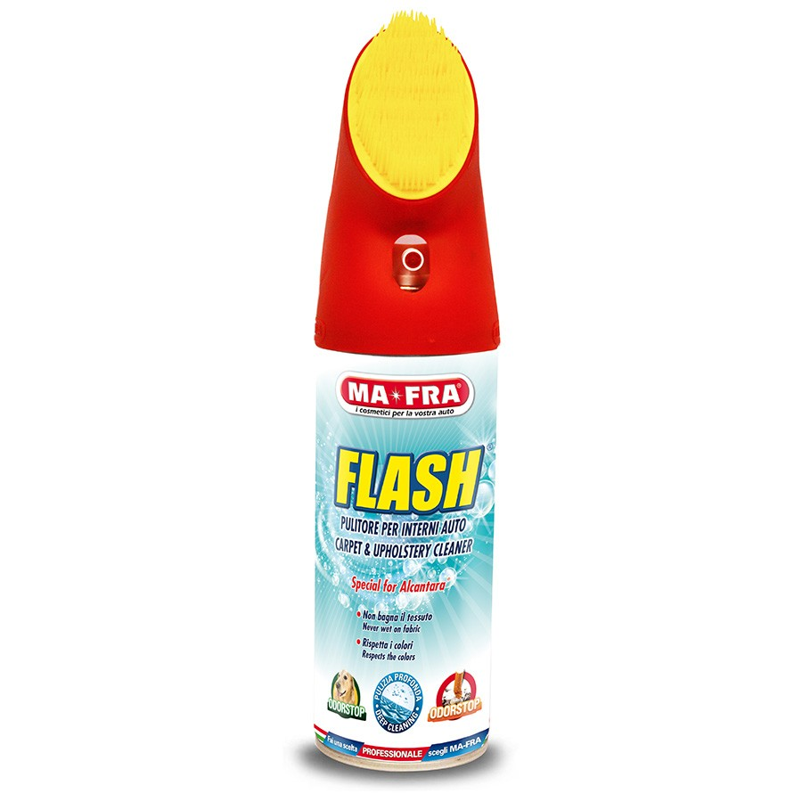 Flash pulitore tessuti MAFRA 400ml