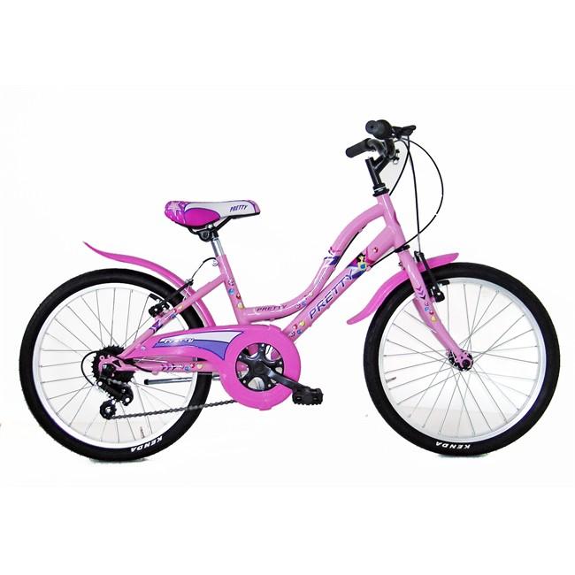 Bici Masciaghi Frejus City Bike Bimba 20 6 Velocità