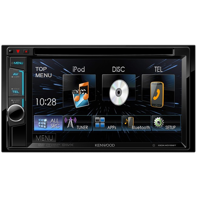 autoradio kenwood ddx4015bt bluetooth. Black Bedroom Furniture Sets. Home Design Ideas